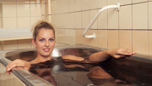 леченение термальной водой